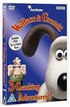 Wallace & Gromit: The Best of Aardman Animation Reino Unido DVD ...