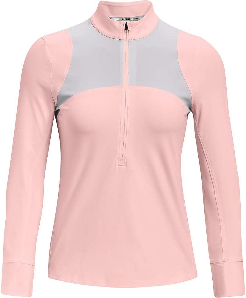 Under Armour Storm Midlayer 1//2 Zip pour Femme Fitness Training Shirt-UK 8-10