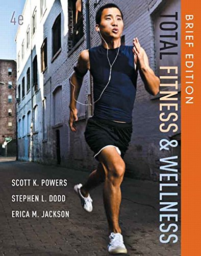 Total Fitness and Wellness, Brief Edition Plus MyFitnessLab with eText -- Access Card Package (4th Edition)
