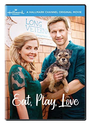 Eat, Play, Love - Movies Romance Dvd
