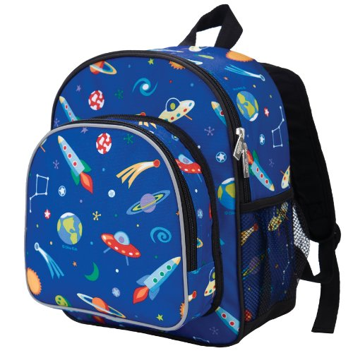 Olive Kids Out of this World Pack 'n Snack Backpack