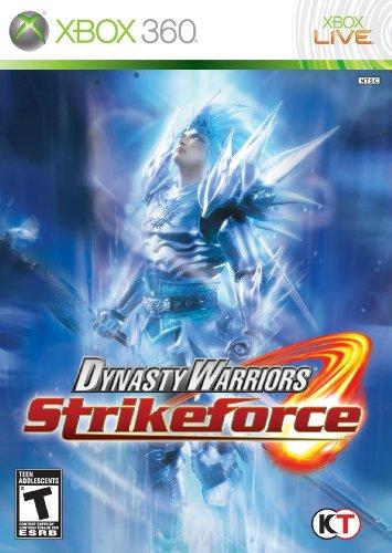 Dynasty Warriors: Strikeforce - Xbox 360