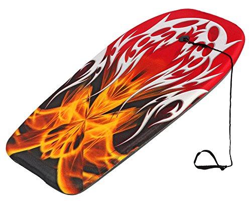 Atosa 25333 - Surfbrett 84 x 45 cm, mehrfarbig