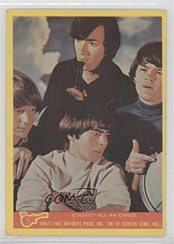 The Monkees Ungraded COMC Poor to Fair (Trading Card) 1967 Donruss The Monkees Series B - [Base] #34B ()