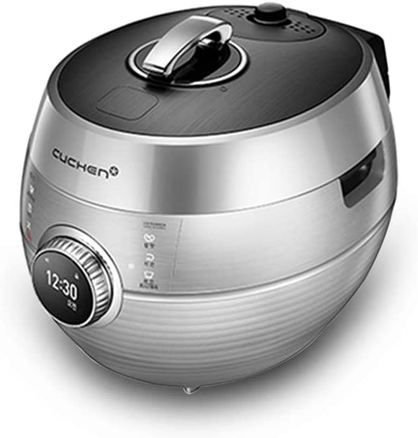 Cuchen IH Pressure Rice Cooker for 10 persons CJH-PH1000RCW / Charcoal Coating