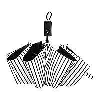 Hainter Patio Umbrella Folding Umbrella Anti UV Waterproof Windproof Umbrella for Women