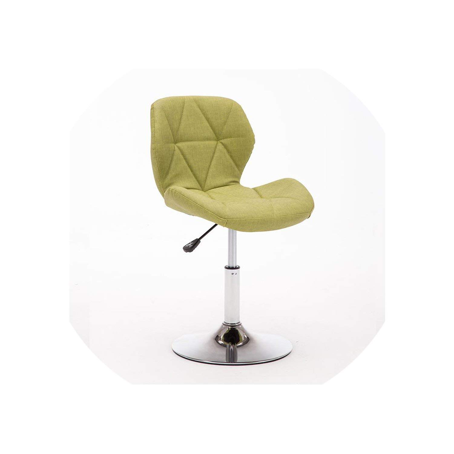 Style 20 tthappy76 New Bar Stools Bar Chair redating Lift Chair High Stools Home Fashion Creative Beauty Stool Swivel Chair,Style 9