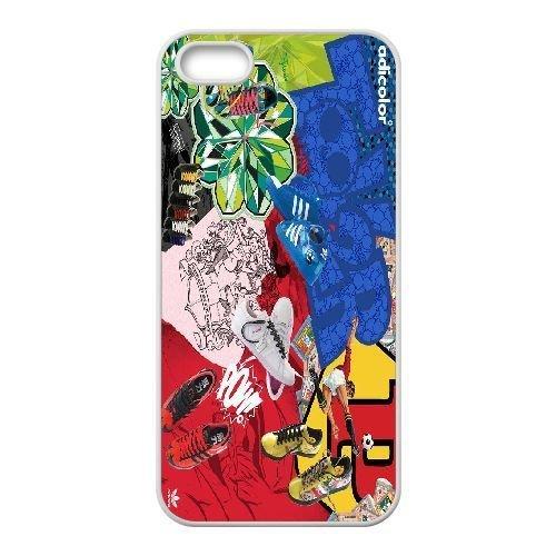 FDXGW725 iPhone 4 4s Cell Phone Case-white_Adidas Logo
