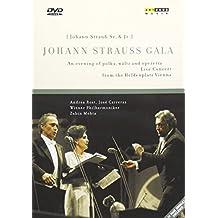 Jose Carreras: Johann Strauss Gala