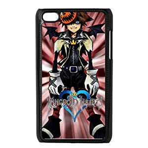 Kingdom Hearts iPod Touch 4 Case Black DIY Gift xxy002_0373921