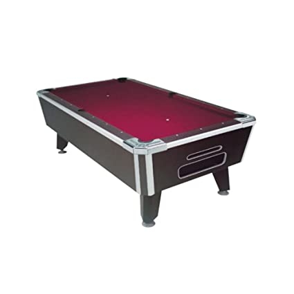 Amazoncom Valley Panther Pool Table Black Cat Finish - Panther pool table
