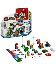 LEGO Super Mario Adventures with Mario Starter Course 71360 Building Kit, Interactive LEGO Set Featuring LEGO Mario, Bowser Jr. and Goomba Figures, New 2020 (231 Pieces)
