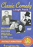Classic Comedy Laugh Pack (Africa Screams / Flying Dueces / My Man Godfrey / Best of W. C. Fields)