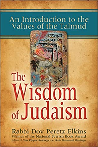 Book Wisdom Of Judaism: An Introduction to the Values of the Talmud