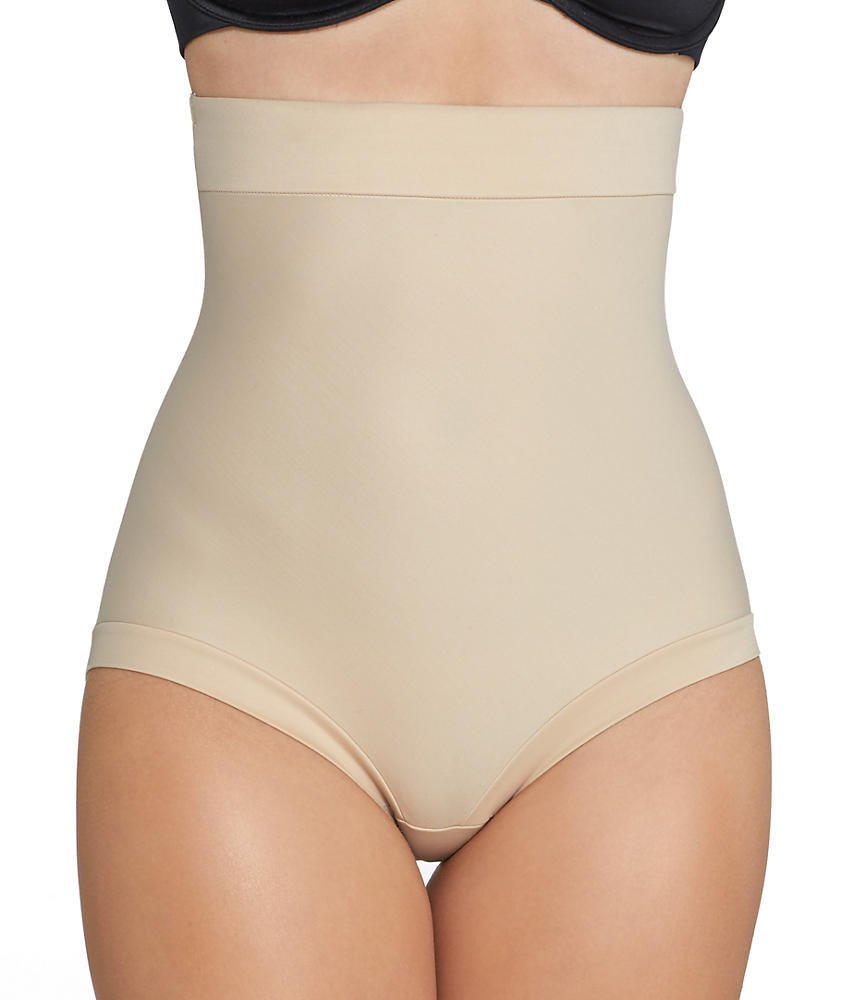 TC Fine Intimates Luxurious Comfort Firm Control Brief, M, Nude