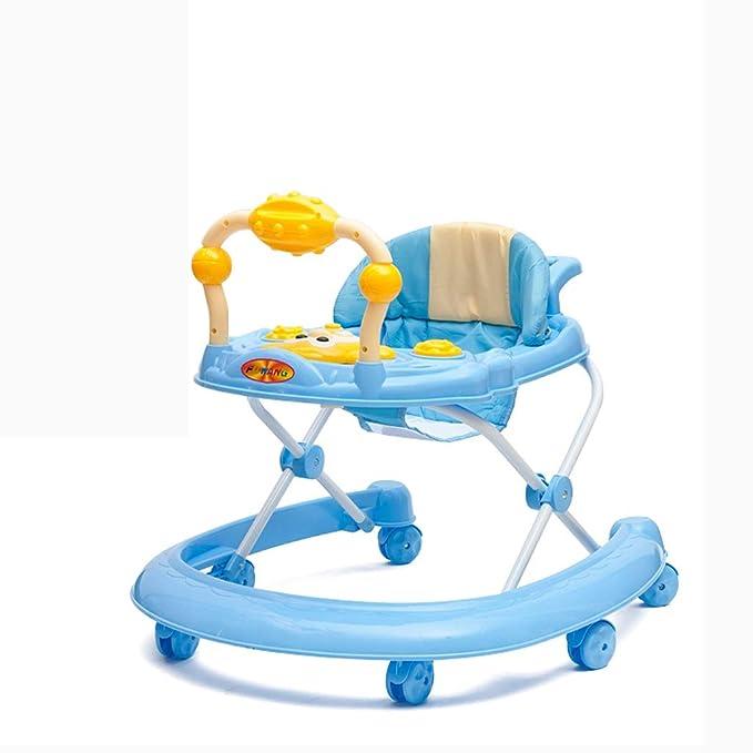 Andadores Andador para bebés, de 6 Meses a 15 kg Paseo 3 en ...