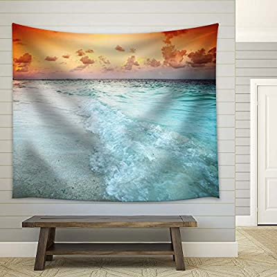 Grand Artisanship, Tropical Sea at Sunset, Premium Product