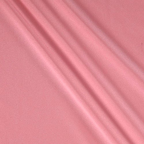 Ben Textiles Activewear Spandex Knit Solid Pink Fabric by The Yard