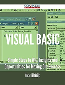 8091077e9d98c Visual Basic - Simple Steps to Win, Insights and Opportunities for Maxing  Out Success by