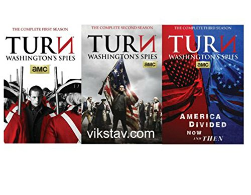 Best turn dvd complete series list