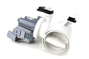 AZAP WPW10730972 Drain Pump W10730972 Fits Whirlpool Maytag AP6023956