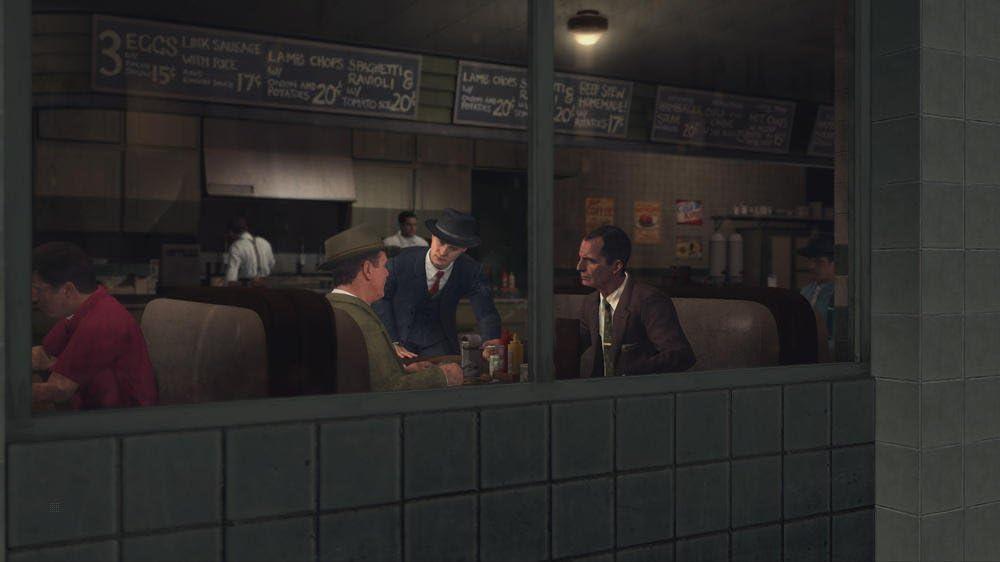 L.A. Noire - Nintendo Switch [Importación francesa]: Amazon.es: Videojuegos