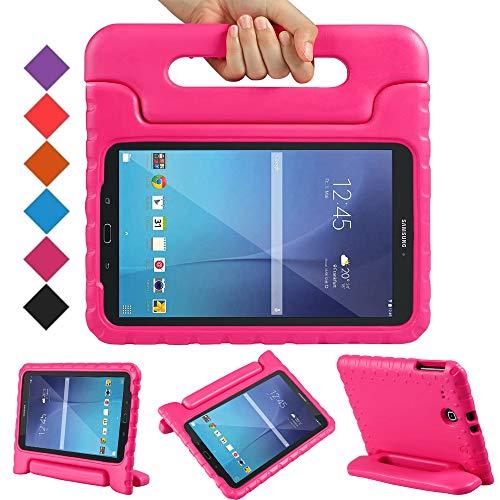 کیف پلاستیکی BMOUO برای تبلت سامسونگ مدل Galaxy Tab E/Tab E Nook 9.6 Inch (SM-T560/T561/T565/SM-T567V)