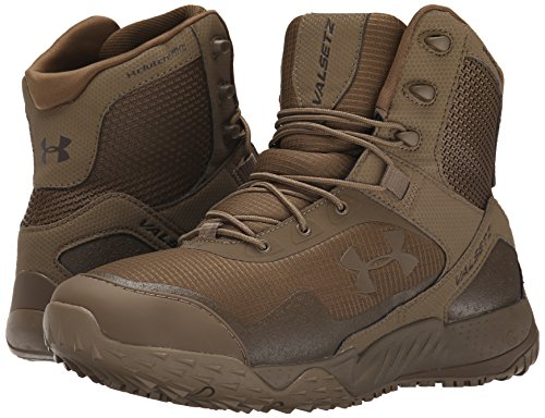 Under Armour Men 's Valsetz RTS botas de senderismo Marrón - Marrón (Coyote Brown)
