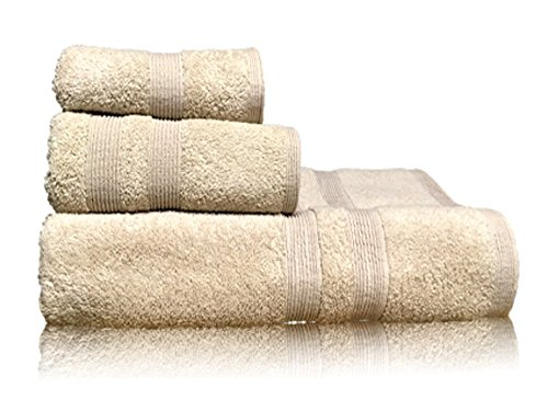 Puffy Cotton Towel Set Luxury Hotel and Spa Towel Sets  100%