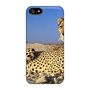 Special Luoxunmobile333 Skin Cases Covers For Iphone 5/5s, Popular Keen Of Eye Fleet Of Foot Phone Cases