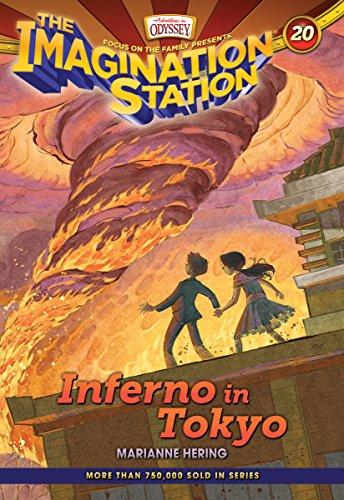 - Inferno in Tokyo (AIO Imagination Station Books Book 20)