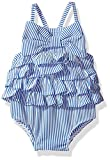 mud pie ruffles - Mud Pie Baby Girls' Swimsuit One Piece, Ruffle, 9-12 Months