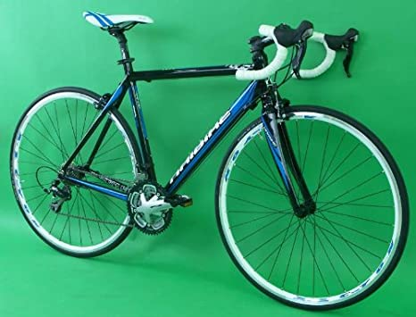 Haibike 4184230160 - Bicicleta de carretera (30 velocidades) , color negro, talla RH 60: Amazon.es: Deportes y aire libre