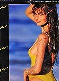 Paulina Porizkova 1988 Swimsuit Pin-Up Wall Calendar