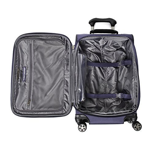Travelpro Skypro Lite 25'' Expandable 8-Wheel Luggage Spinner (Navy) by Travelpro (Image #3)