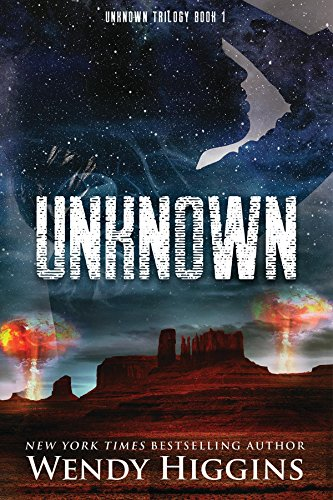 Unknown (Unknown Trilogy Book 1) cover