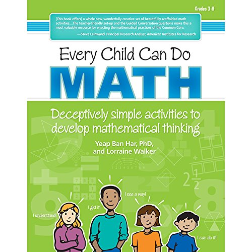 Every Child Can Do Math - Ban Can
