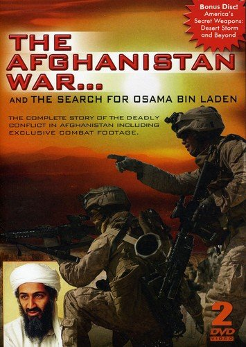 DVD : The Afghanistan War...and The Search For Osama Bin Laden (Dolby)