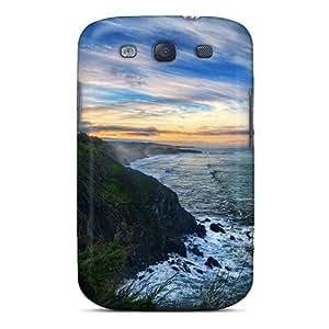 Fashion Design Hard Case Cover/ TKV3159XqtX Protector For Galaxy S3