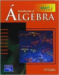 Introduccion al Algebra (AWLI): Amazon.es: Phares G. O