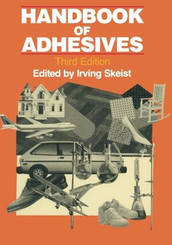 Handbook of Adhesives