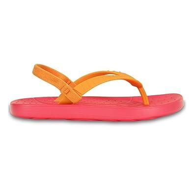 crocs Sandalias de Vestir de Material Sintético para niña