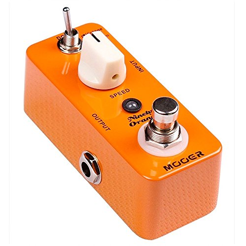 Mooer Ninety Orange, phaser pedal (Best Phaser Pedal Ever)