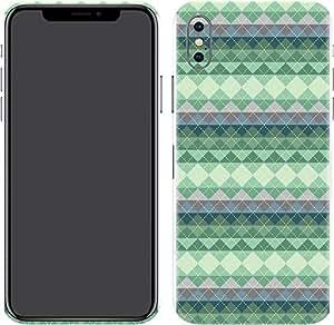Switch iPhone X Skin Pixel d iamond Pattern 002