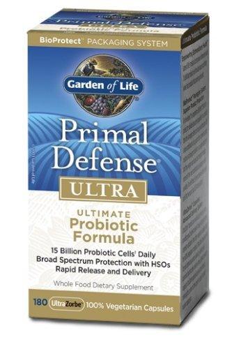 Garden Life Defense Ultimate Probiotics