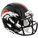 Riddell RIDDMINIDENSP NFL Denver Broncos Revolution Speed Mini Helmet