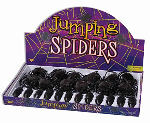 Jumping Spider Novelty Item (Qty