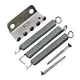 1set Tremolo Claw w/ Spring & Screw for Fender Strat Repalcement