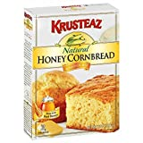 Krusteaz Natural Honey Cornbread and Muffin Mix, 60 oz. (pack of 2)