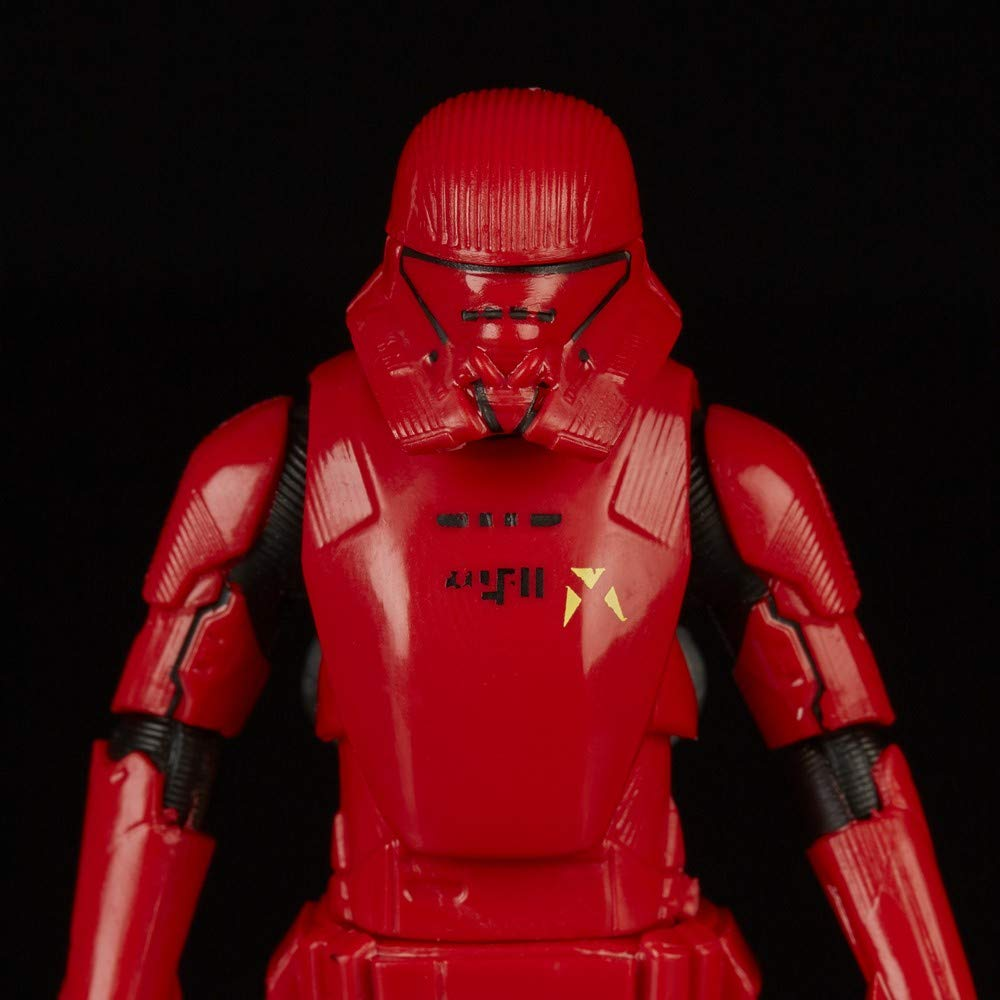 Kids Ages 4 and up Star Wars The Vintage Collection The Rise of Skywalker Sith Jet Trooper Toy 3.75-Inch Scale Action Figure
